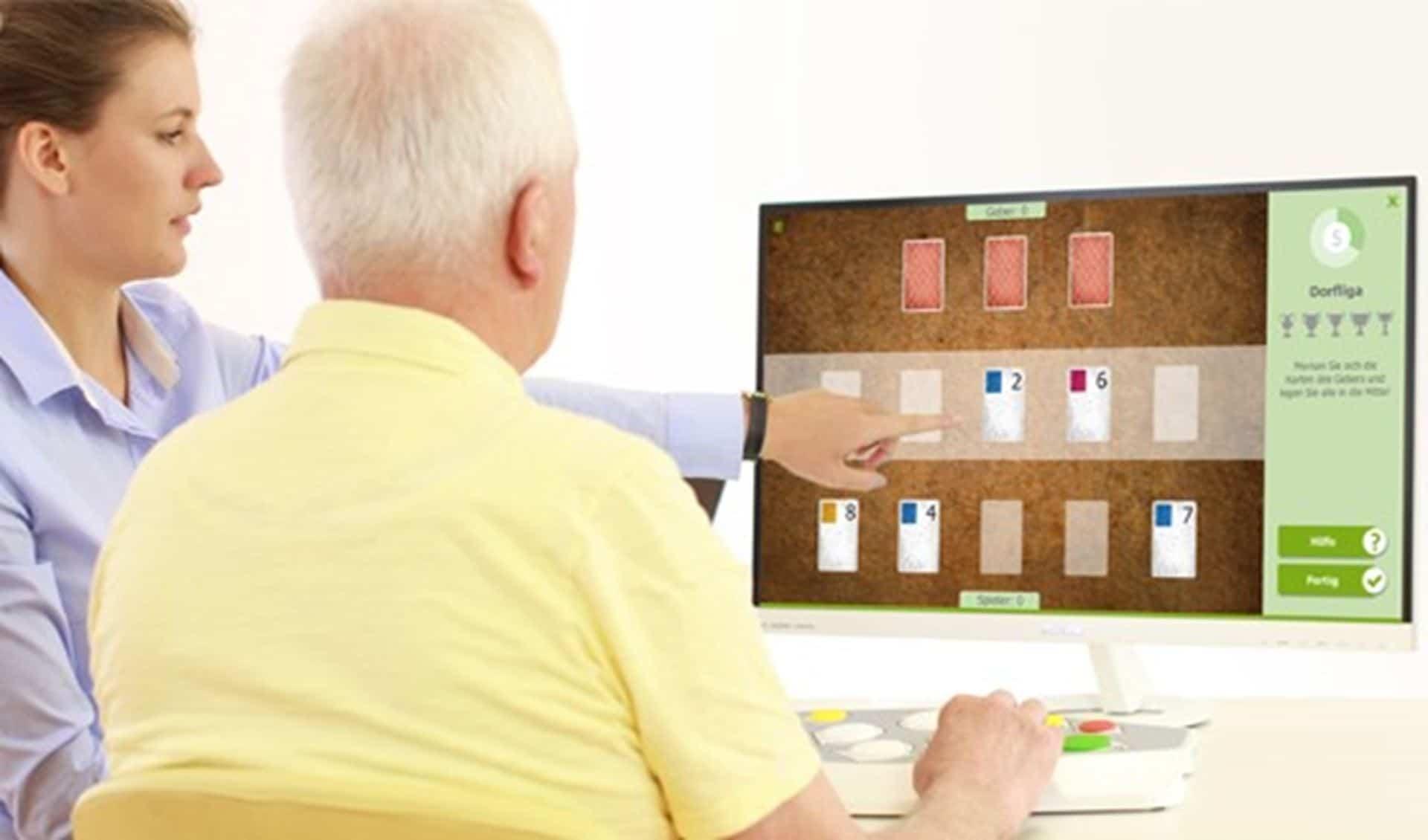 אימון קוגניטיבי ממוחשב - Restart Therapy שיקום פרטי בבית