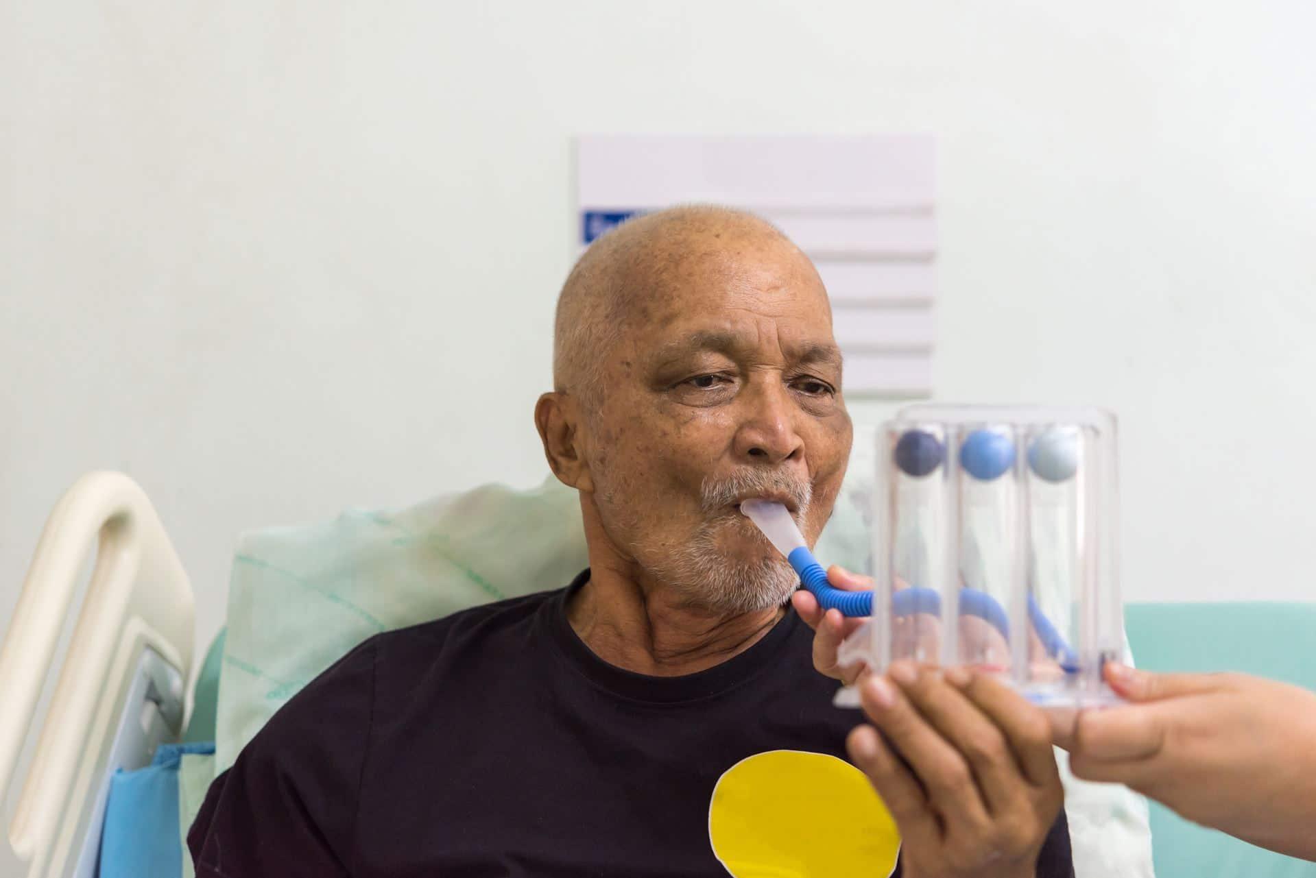 פיזיותרפיה נשימתית - Restart Therapy שיקום פרטי בבית הלקוח