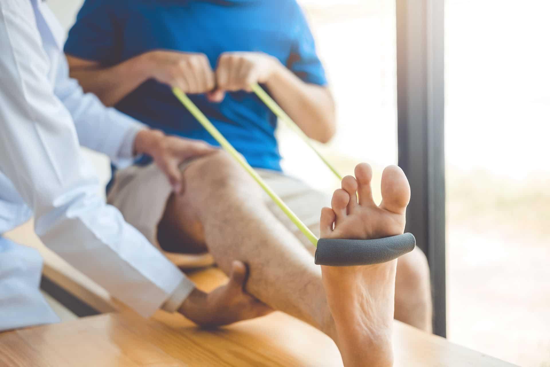 פיזיותרפיסט פרטי בבית - Restart Therapy פיזיותרפיה שיקומית