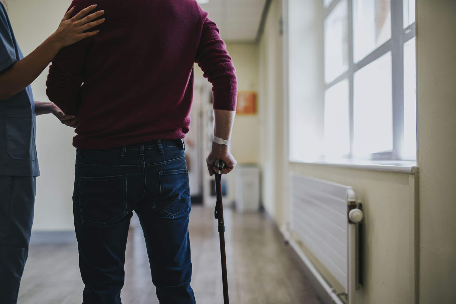 שיקום הליכה לאחר אירוע מוחי - Restart Therapy שיקום למבוגרים באופן פרטי