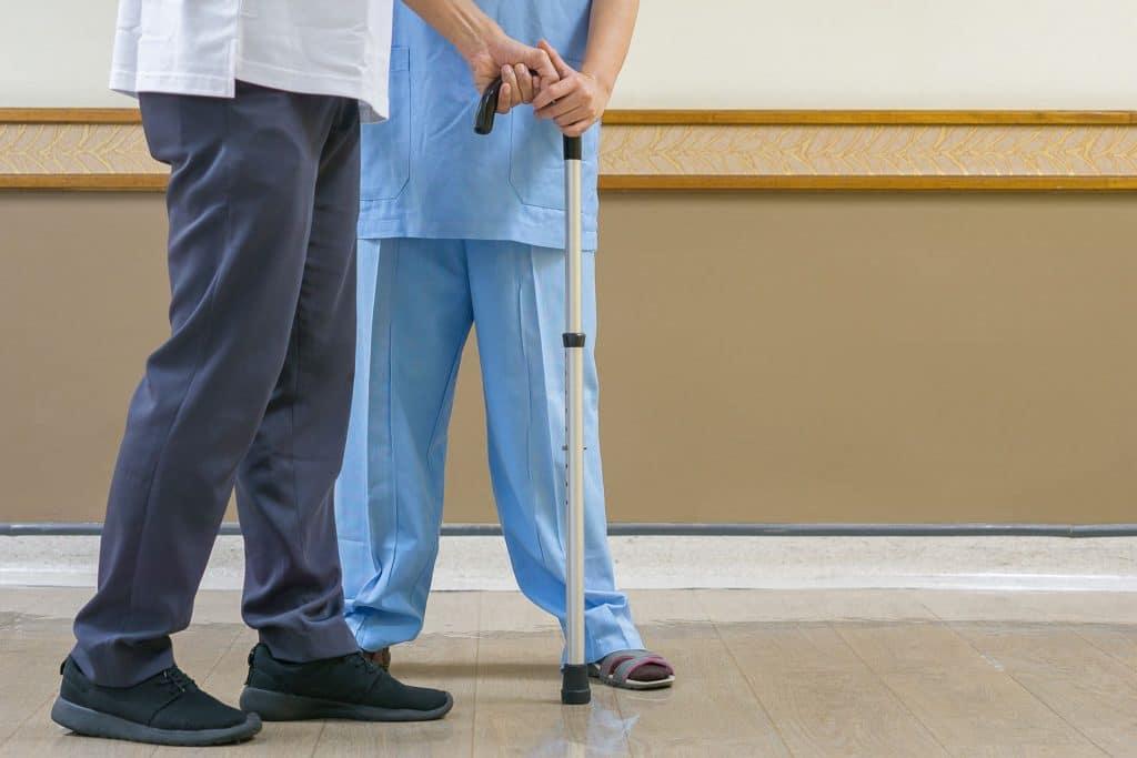 שיקום הליכה לאחר אירוע מוחי - Restart Therapy