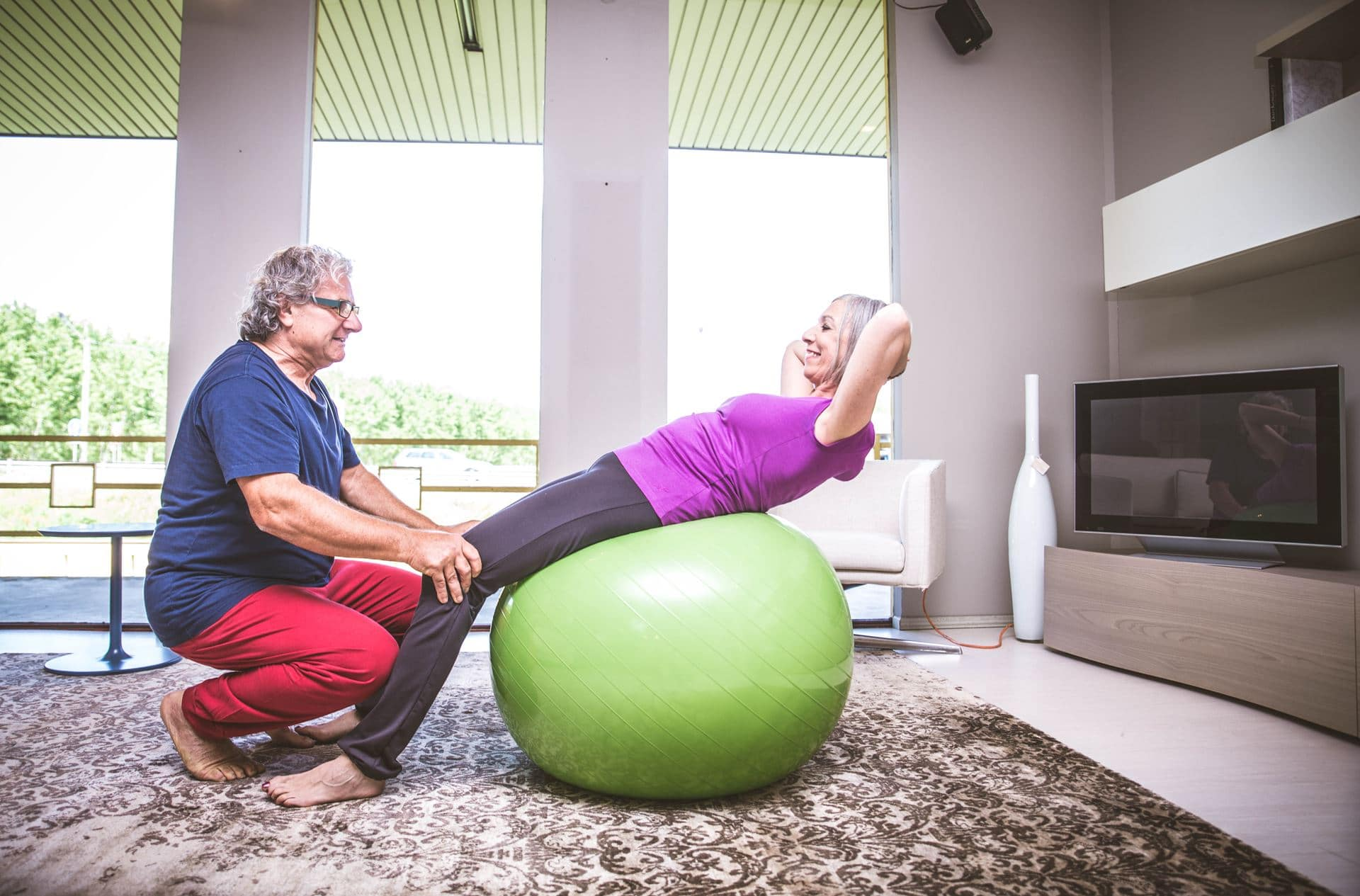 פיזיותרפיסט פרטי בבאר שבע - Restart Therapy שיקום פרטי בבית הלקוח