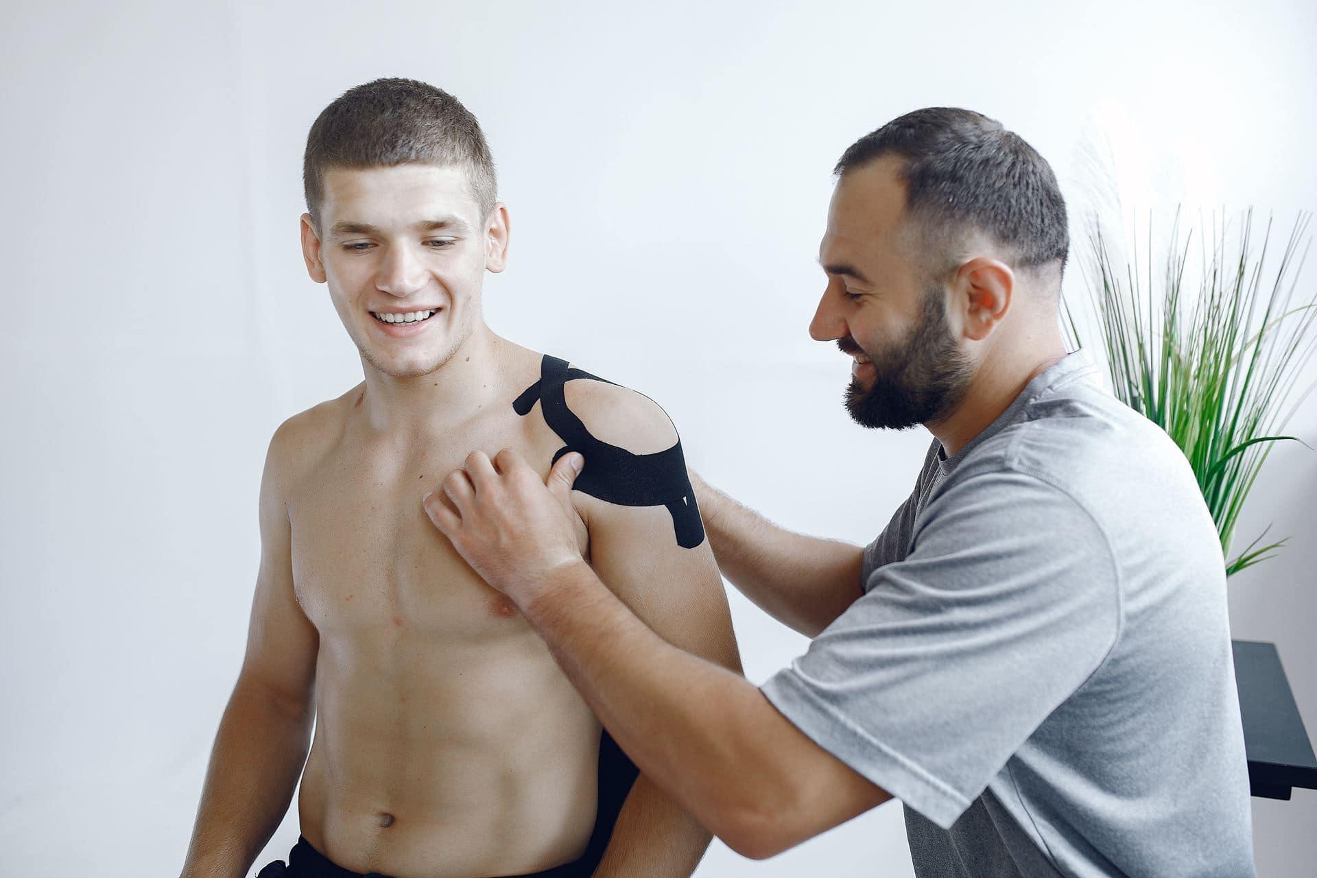 פיזיותרפיה לכתף, Restart Therapy שיקום פרטי בבית הלקוח