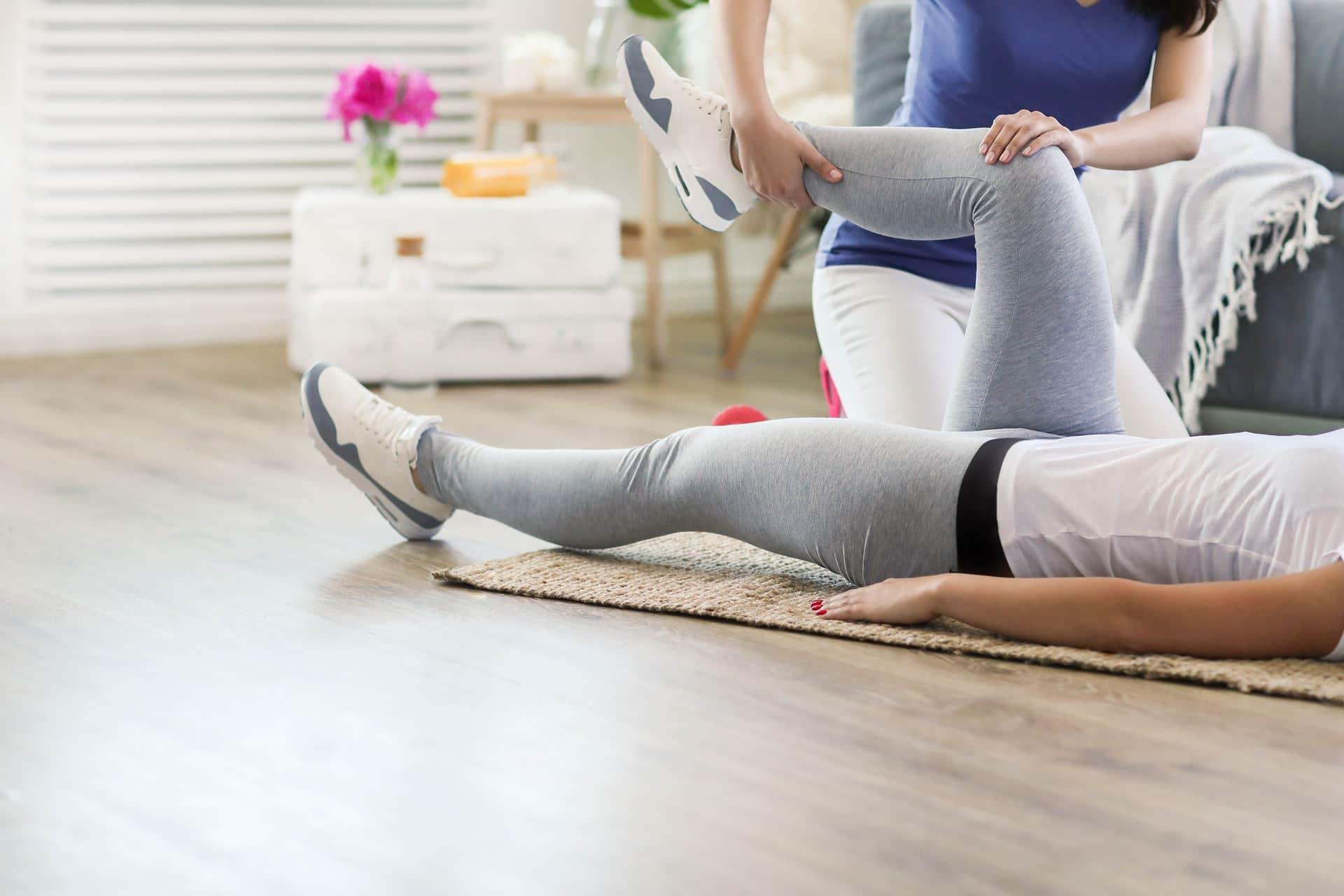 פיזיותרפיסט פרטי תל אביב Restart Therapy שיקום פרטי בבית הלקוח